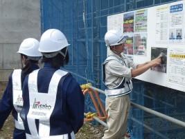 平成28年度 函館工業高等学校環境土木科 インターンシップ実施